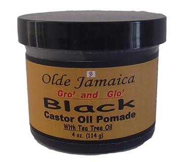 Amazon.com: Aceite de ricino Negro jamaicano pomada con ...