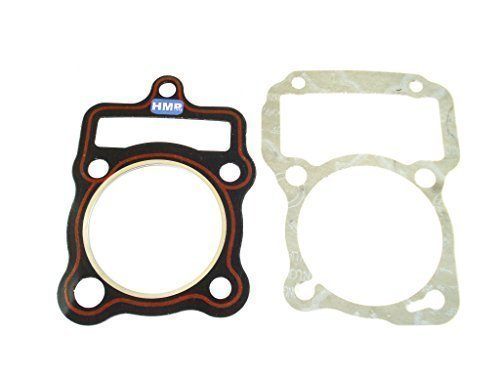hmparts TOP AFFAIRE Kit de ré paration de fin / Joint de culasse - CG 150 CCM - Dirt bike / QUAD