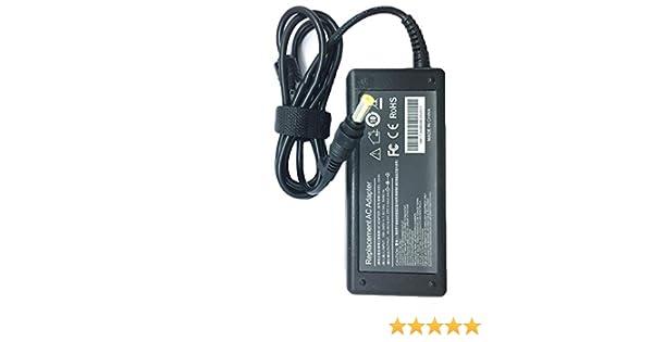 Pandiki Reemplazo para HP Pavilion dv6000 dv6500 18.5V 3.5A Adaptador de CA de 65 W Notebook Fuente de alimentación del Cargador del Ordenador ...
