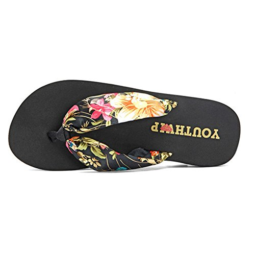 Summer Tongs Black Plage Sandales Femmes Havaianas 0wZUqWz