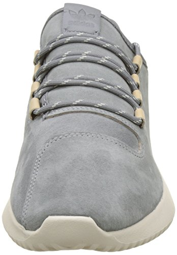 Three De Zapatillas Gris Brown Para Deporte Tubular Three Hombre Shadow grey grey Adidas clear tqWZawBz4B