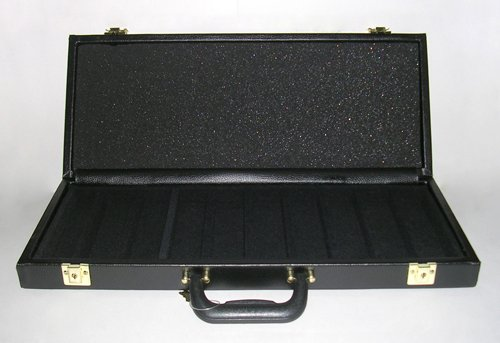 500 Capacity Poker Chip Case by George & Company, LLC
