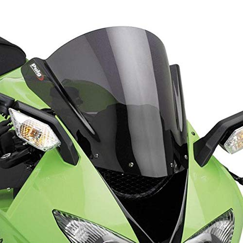 (Puig Standard Windscreens for 2008-2010 Yamaha YZF-R6 - One Size)