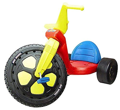 The Original CLASSIC Big Wheel 16 Inch Tricycle - Made In USA