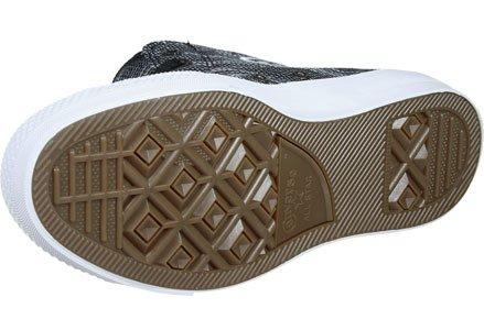 Converse Chuck Taylor All Star Ii High Sneaker - Zapatillas abotinadas Unisex adulto Blanco-Negro