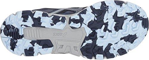 ASICS 1012A039 Women's Gel-Scram 4 Running Shoe, Peacoat/Soft Sky - 5.5 B(M) US by ASICS (Image #2)