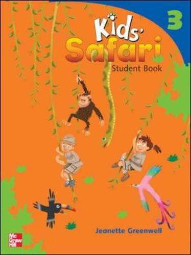 Kid's Safari: Student Book Level 3