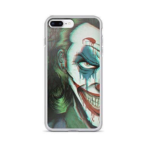 iPhone 7 Plus/8 Plus Pure Anti-Scratch Case Joker Happy Face -
