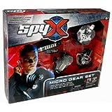 Spy x - 10151 - ceinture avec 4 outils d'espion - micro gear set