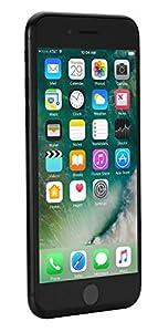 Apple iPhone 7 Factory Unlocked CDMA/GSM Smartphone - 128GB, Black (Certified Refurbished)