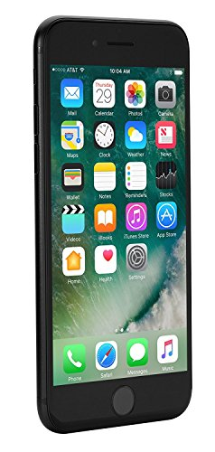 Apple iPhone 7 Factory Unlocked GSM Smartphone - 128GB, Black (Certified Refurbished)