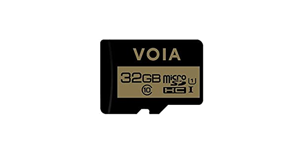 Amazon.com: voia 32 GB UHS-I/Class 10 Micro Tarjeta de ...