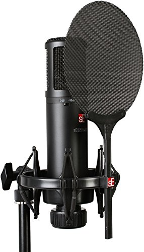 10 best vocal microphones for live studio recording in 2019 buying guide. Black Bedroom Furniture Sets. Home Design Ideas