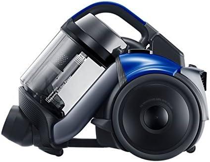 Samsung SC07F50HR ASPIRADOR SIN BOLSA, 2 litros, 77 Decibelios, Azul: Amazon.es: Hogar