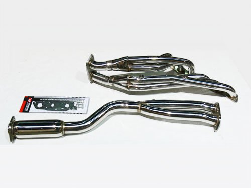 OBX Performance Exhaust Turbo Downpipe 14-19 BMW M3 M4 F80 F82 F83 3.0 S55 2pcs