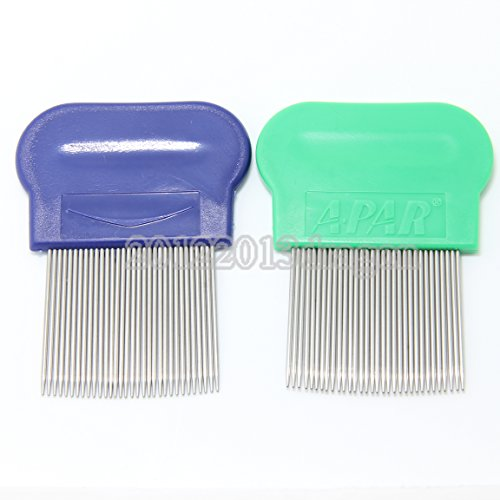Pack Lice Headlice Metal Teeth product image