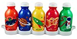 Reduce WaterWeek Kids Galaxy 5 Bottle Set, 10 oz, Assorted