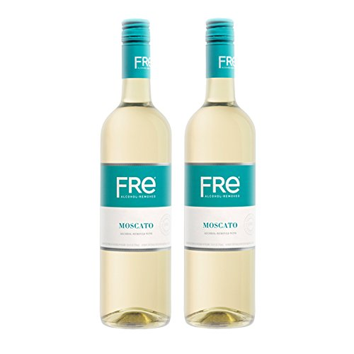 Sutter Home Fre Moscato Non-alcoholic Wine Two Pack ()