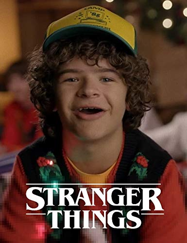 Stranger Things 1 2 3 TV Show Inspirado Placa de Pared ...