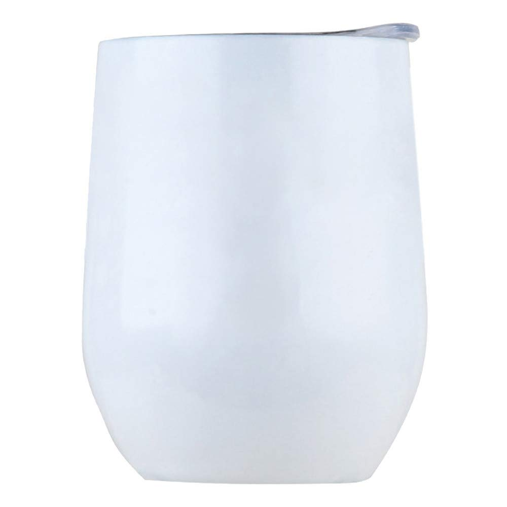 Stainless Steel Stemless Wine Cup Double Wall Vaccum Insulation Wine Glass Olulu