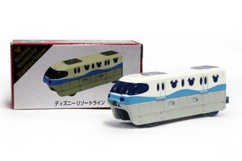 ▽【タカラトミー】【オリジナルトミカ】Disney Vehicle Collectionディズニーリゾートライン(先頭車・青)『東京ディズニーリゾート限定』の商品画像