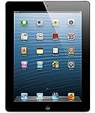 Apple iPad 4 with Retina Display 16GB Wi-Fi Only Tablet, Black (Certified Refurbished)