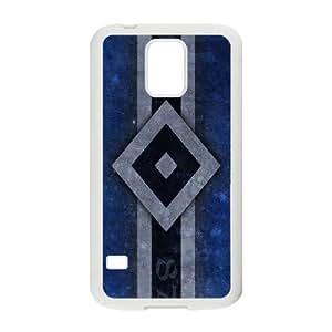 Hamburger SV Logo Funda caja del teléfono celular X4H1Cc Funda Samsung Galaxy S5 blanca E3V6LK Jeweled fundas caja del teléfono