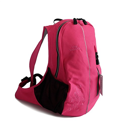 pour Travel rose bonbon The à femme au Multicolore dos bonbon ZMOKA® Sac von präsentiert rose multicolore main Rose 0 porté vAqAUd