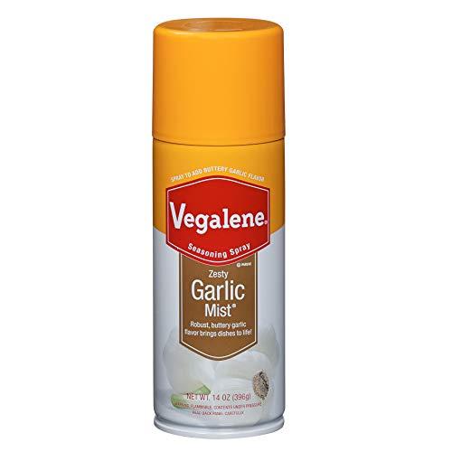 Zesty Garlic Mist Aerosol Pan Coatings - 6 Case 14 Ounce