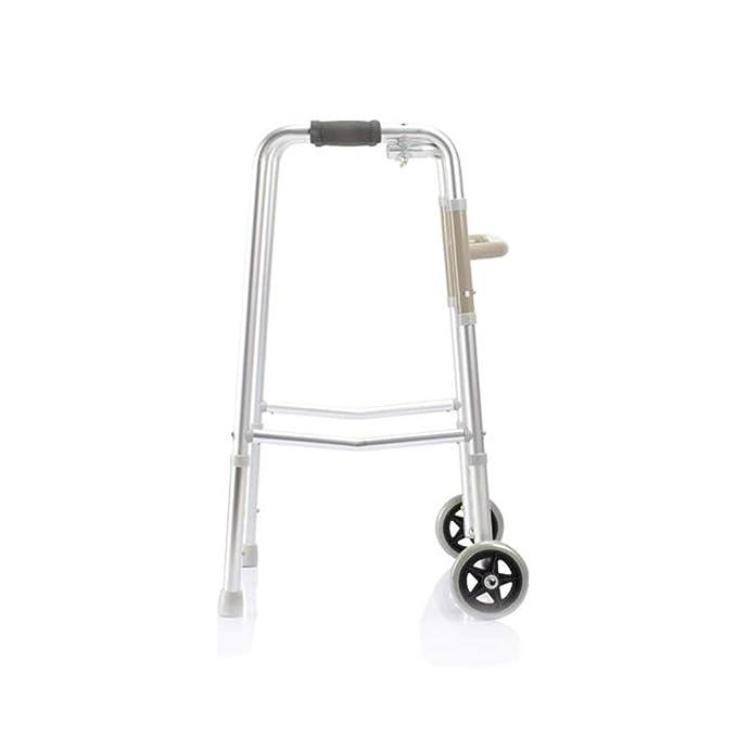 WLWWY Polea para Andadores Caminante para Ancianos Caminador ...