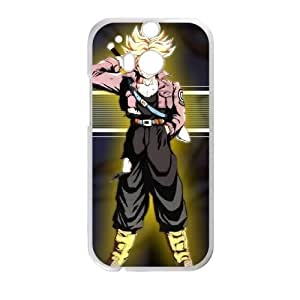 Dragon Ball Gt HTC One M8 Cell Phone Case White I5A7BF