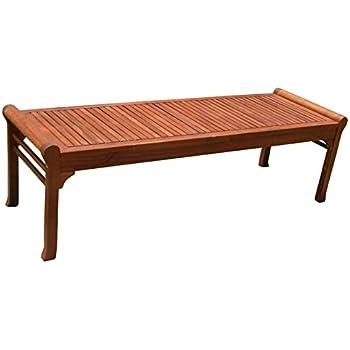 Amazon Com Vifah V025 1 Outdoor Baltic Wood Garden