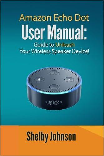 echo dot user manual