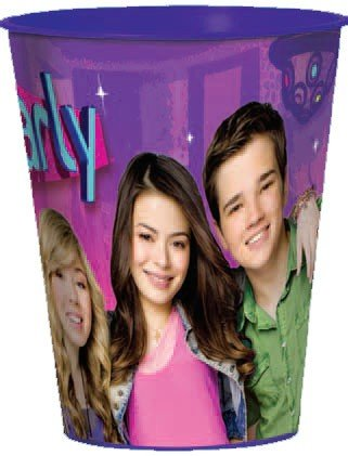 iCarly Party Souvenir Cups 12 - Icarly Cup