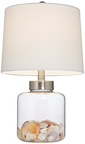 Glass Canister Small Fillable Accent Lamp by 360 Lighting (Image #2)
