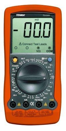 TENMA 72-9385 MODERN DIGITAL MULTIMETER