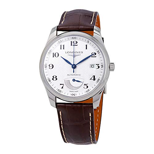 Longines Master Collection Automatic Silver Dial Men's Watch L2.908.4.78.3