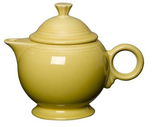 Fiesta 44-ounce Covered Teapot, Sunflower