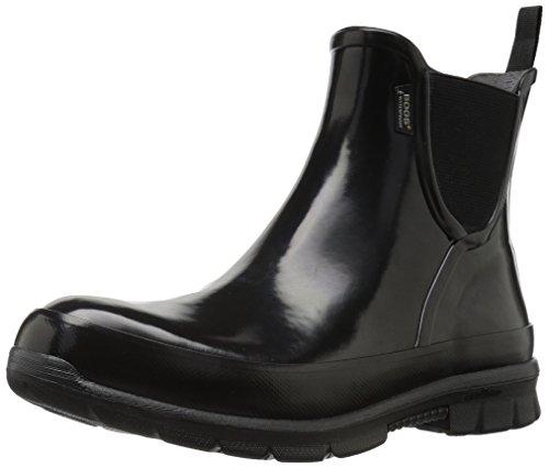 Bogs Slip Black Rain on Women's Boot Amanda Twx8qTOr