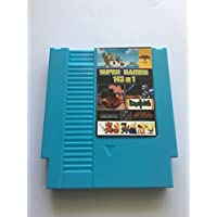 SWISIT 143 in 1 English Game Cartridge 8 bit 72 Pins for NES Super Mario Zelda Earthbound