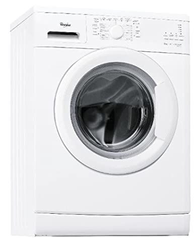 Whirlpool AWS 6100 Independiente Carga frontal 6kg 1000RPM A++ ...