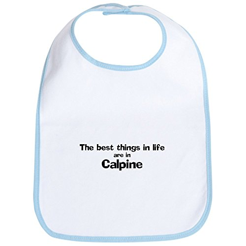 Cafepress   Calpine  Best Things Bib   Cute Cloth Baby Bib  Toddler Bib