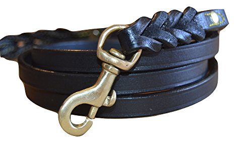 Soft Touch Collars Leather Braids