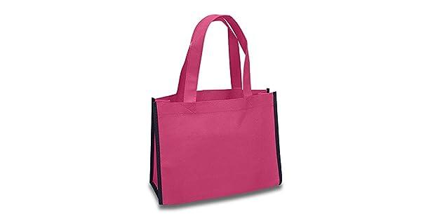 Amazon.com: Nonwoven biodegradables de color rosa tela no ...
