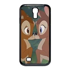 Bambi Character Bambi Samsung Galaxy S4 9500 Cell Phone Case Black Btsay