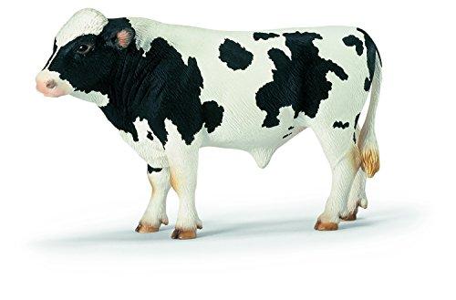 Schleich Holstein Bull