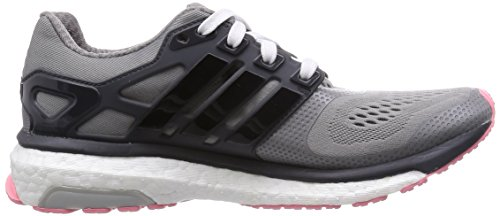 Baskets Black Adidas Femme Grau Gris F15 ch Basses Boost super Pop Esm Solid Energy core Grey ttwxTqf7g