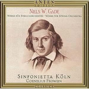 Niels Gade, Cornelius Frowein - Novelletten - Amazon.com Music