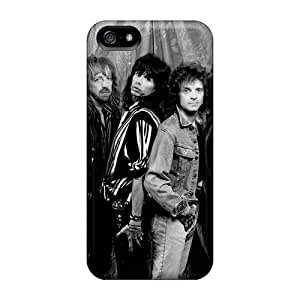 Durable Cell-phone Hard Covers For Iphone 5/5s (jbO2559SoQP) Provide Private Custom Trendy Aerosmith Band Series
