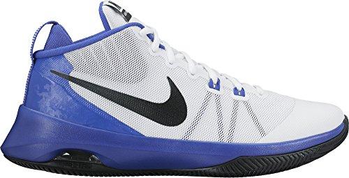 Nike Air VERS itile Zapatillas de baloncesto para hombre, azul / blanco